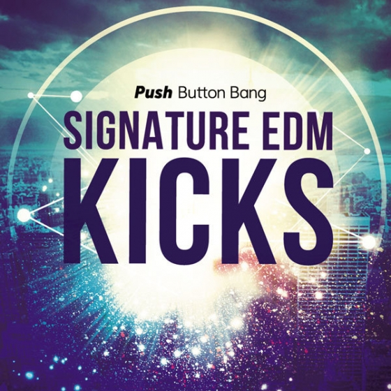 Push Button Bang Signature EDM Kicks WAV
